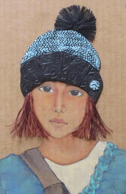 Judy Jordan, Figurative Gallery, After Shoplifting and Before Hockey Practice