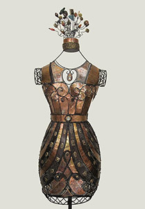 Audrey's Dress Armor